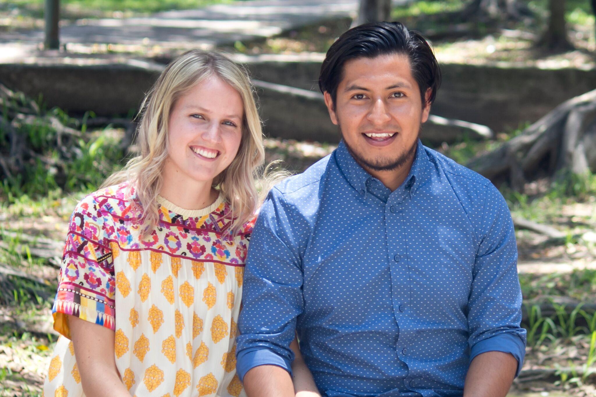 Aaron and Kim
